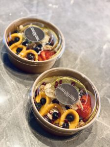 Fruchtiges Bircher Müsli